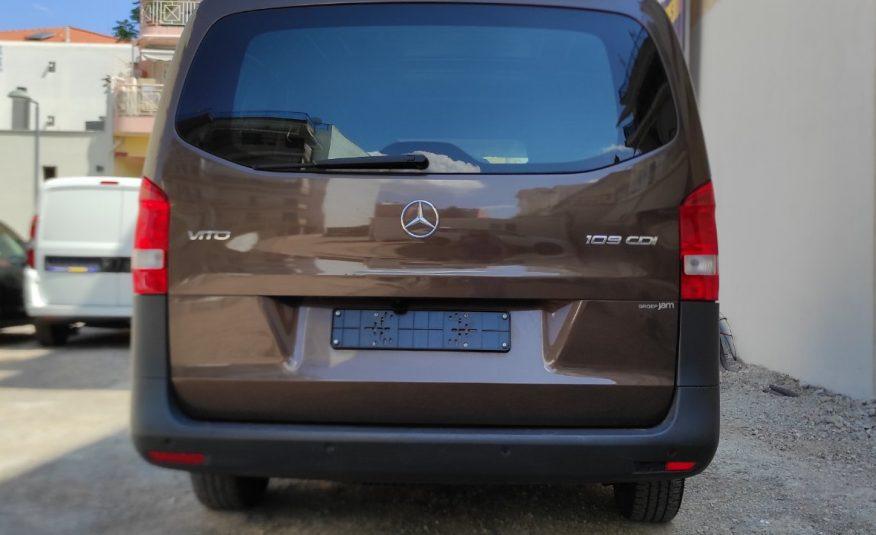 Mercedes-Benz Vito '16 long 109 CDI BlueTEC P