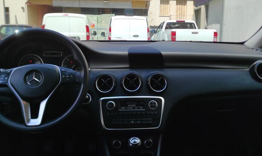 Mercedes A180 Diesel 2016 Δεσμεύτηκε
